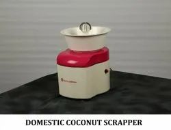 Coconut Scraper & Cutting Machine