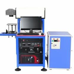 50 W Laser Marking Machine