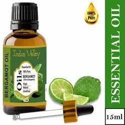 Indus Valley 100% Pure Bergamot Essential Oil