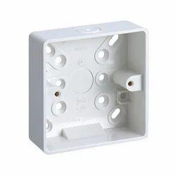 White Pvc Plastic Panel Box