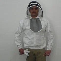 Beekeeping Fencing Hood Jacket - Designer