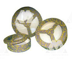 Round Shape Rigid Box, for Gift & Crafts