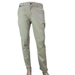 Cotton Casual Wear Men Casual Trousers