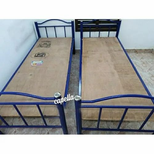 Capella Hostel Steel Cot for Hostel, Home