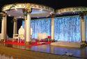Wedding Crystal Pillar