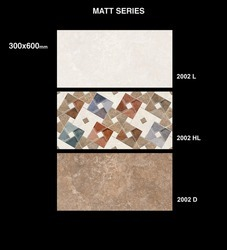 2002HL Matt Ceramic Wall Tiles