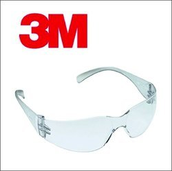 Transparent 3M 11850 Virtual IN Safety Goggles