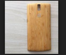 Plastic OnePlus 1 Back Cover for Mobile Protection