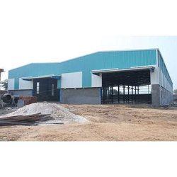 Warehouse Engineered Building