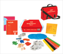 Multicolor Class V Mathematics Kit