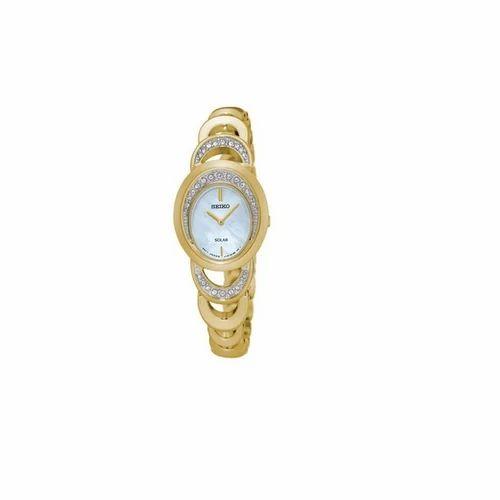 5c6d42a66 Seiko SUP298P1 22.9 mm V115 Solar Watch at Rs 24500 /piece | Solar ...