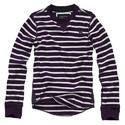 Full Sleeves Striped T-Shirt