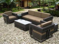 Garden Wicker Set