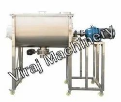 3 Phase Ac U Shape Batch Mixer, For Industrial, Capacity: 100-500 L