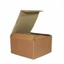 High Quality Small Corrugated Box - 5x5x3 inches