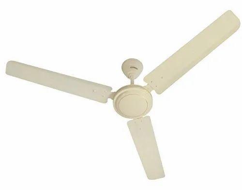 Glossy powder coated 1200 Mm Usha Diplomat Ceiling Fan, Voltage: 74 Watt