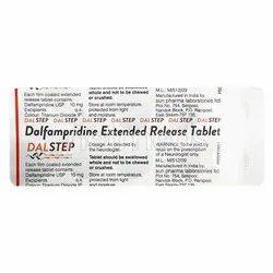 Dalfampridine Extended Release Tablets