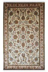 Maroon Kashmiri Kashmir Carpet 20000 The Ellora Carpets