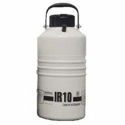 IR 10 Cryoseal Liquid Nitrogen Container