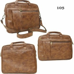 Lion X Fine Grip Leather For Office Use And Laptop Bags