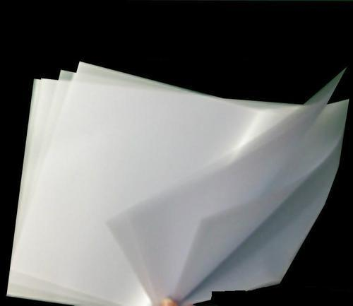 Transparent Pvc Pu Coated Overlay Sheet 1 2 Mm Rs 10