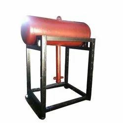 Low Pressure Ammonia Receiver
