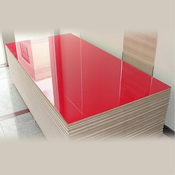high glossy uv particle boards