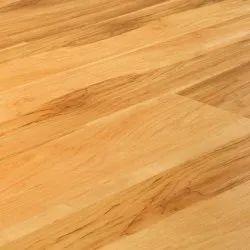 Brown PVC Flooring Plank, Thickness: 5 Mm