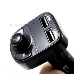 Wireless FM Car Charger
