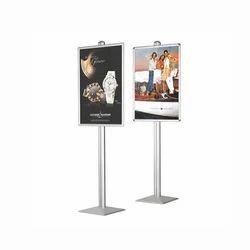 Floor Poster Display Stand