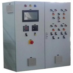 Three Phase Programmable Logic Control Panel