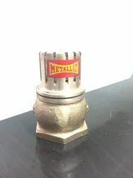 Brass Gun Metal Rocket Foot Valves