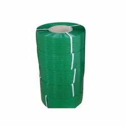 ZEAL Polymers Embossed Machine Packing PET Strap Roll for for Box Packaging, Width: 5.0 -19.0mm