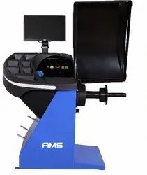 Wheel Balancer - Videographic
