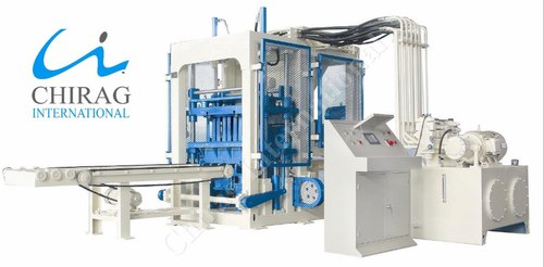 Chirag Semi Automatic Block Making Machines