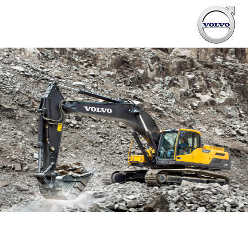 Volvo Excavators - EC300D, Volvo Group India Private Limited | ID: 14070537562