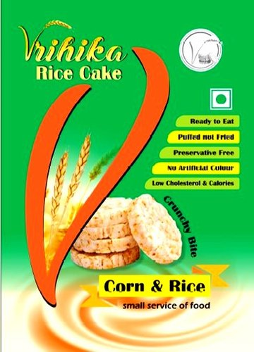 Vrihika Basic Indian Rice Cake 1, Packaging Size: Pack Of 10, Packaging Type: Vacuum Pack