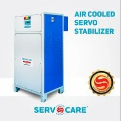 3 Phase Air Cooled Servo Stabilizer