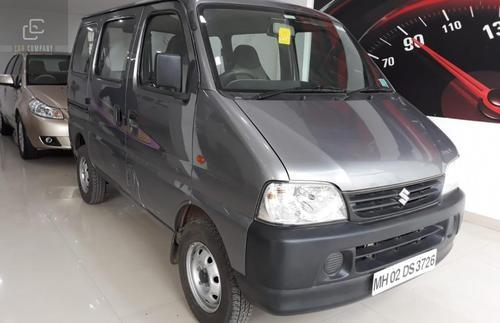 Grey Maruti Suzuki Eeco 5 Str With A Used Car Eeco 5 Seater Rs