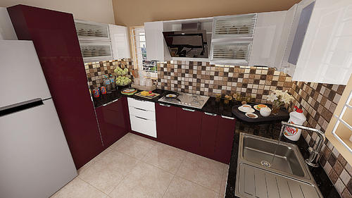 Kitchen Design Online 3D, Kitchen Designing Services ...