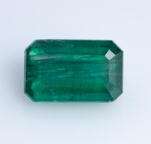 Certified Natural Emerald 1.38 Ct