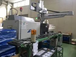Toggle Injection Moulding Machine