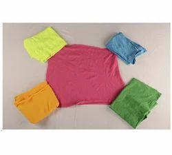 Color T Shirt Cotton Rags