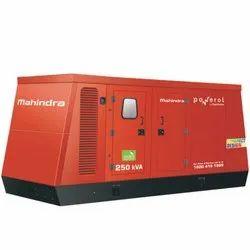 320 kVA Mahindra Powerol Diesel Generator