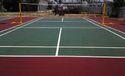 Rubber Badminton Flooring