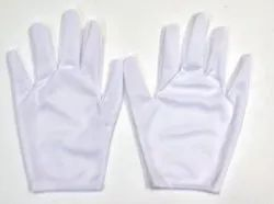 Nylon Lint Free Hand Gloves