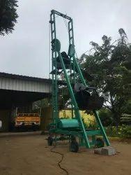 Columnbox Lift, For Construction, Capacity: 200 Kg