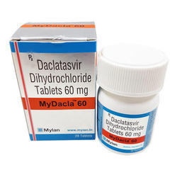 Buy Online MyDacla 60Mg Tablets Price India-Russia-China