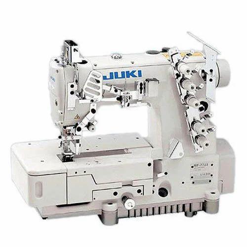 JUKI flat lock chain stitch machine, MF-7523