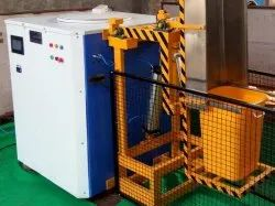 Integrated Microwave With Inbuilt Shredder (Bio-Medical Waste Duty)